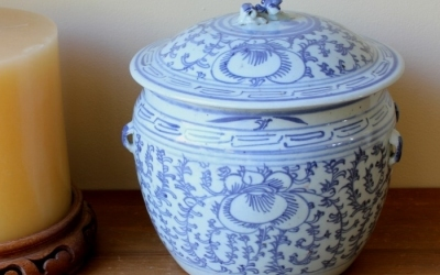Chinese Rice Pot