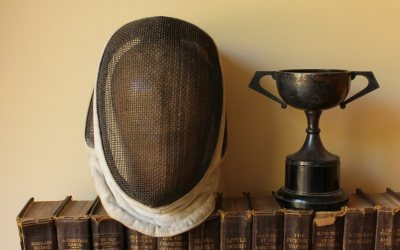 Fencing Headpiece