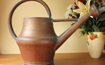 French Watering Can