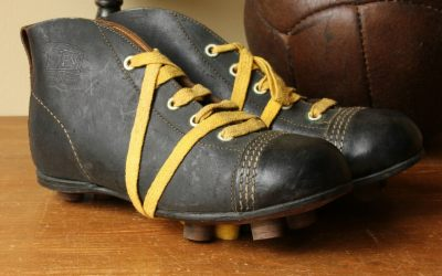 52cc3889337f Jen Football Boots. Jen Continental Leather Football Boots. Old Child  Soccer Shoes ...