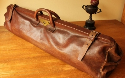 Leather Cricket Bag
