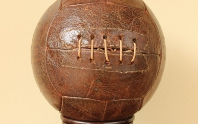 Pronto Leather Football