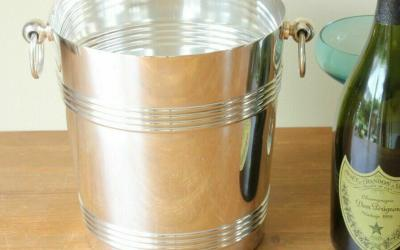 Ring Handle Bucket