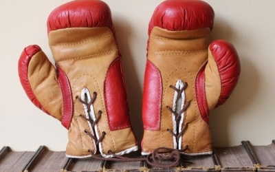 Small Boxing Gloves