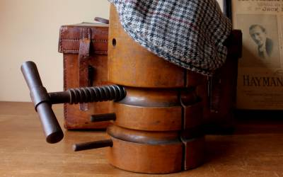 Wood Hat Stretcher