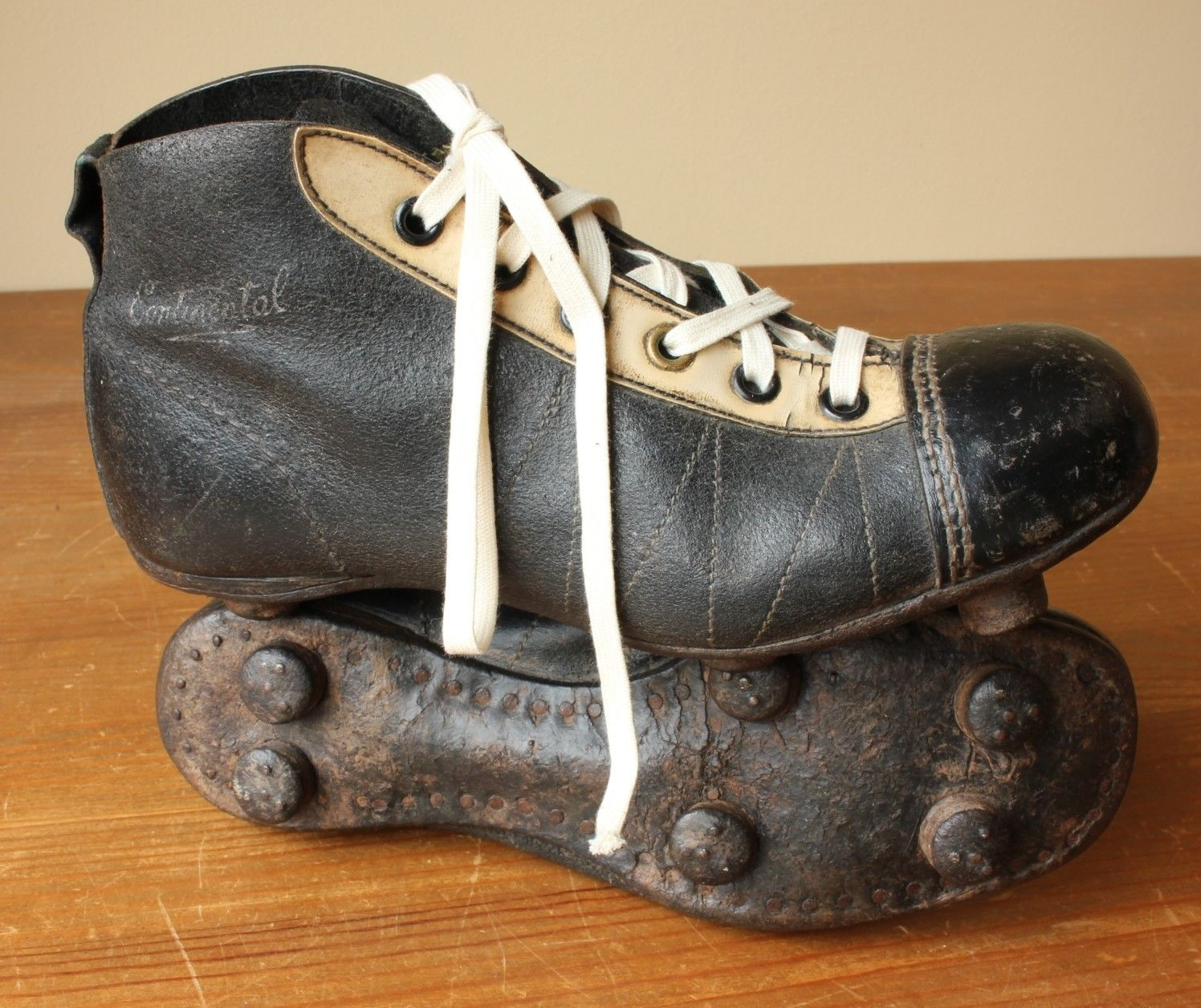 Leather Small Childs Football Boots
